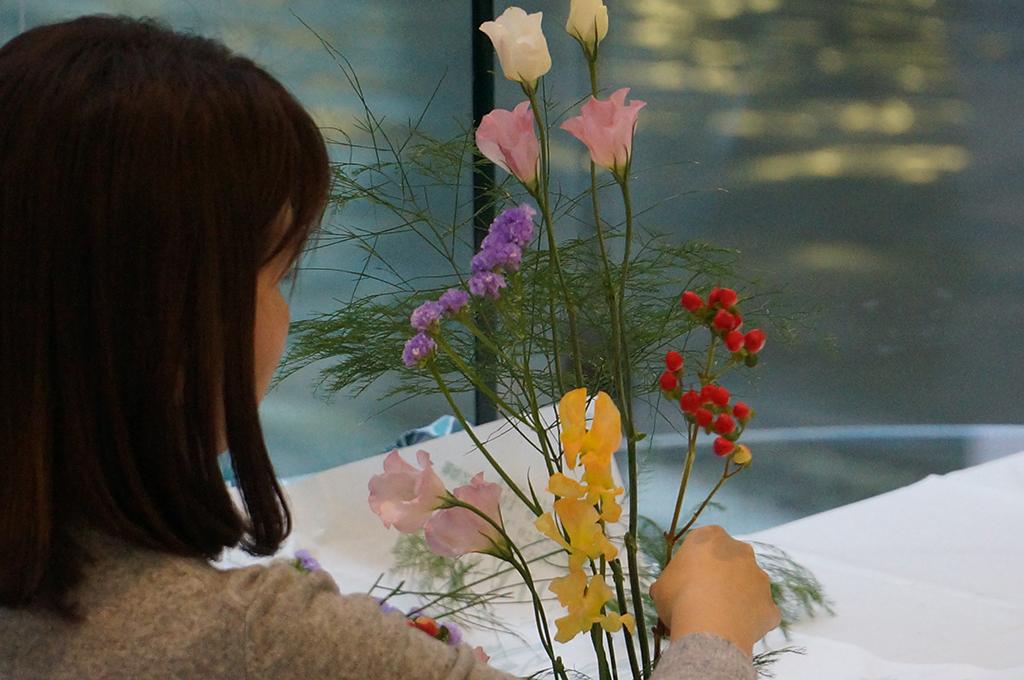 生花や立花には決まりがある