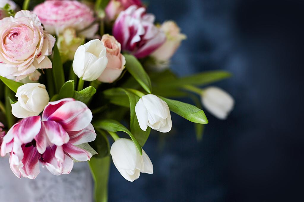 生け花で使う花ってどんなの?季節別のお花一覧とそれぞれの楽しみ方