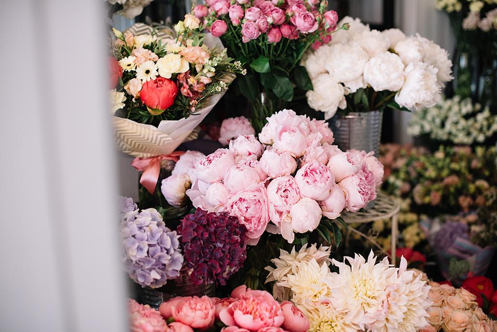 お花屋さんでオーダーするときの注意点